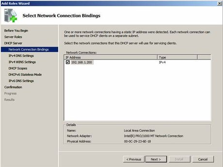 Ràng buộc kết nối mạng