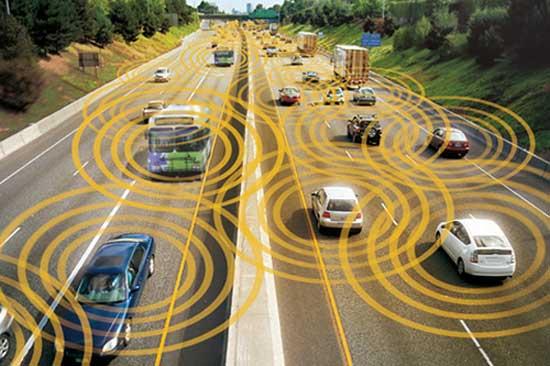Kết nối internet với xe ô tô