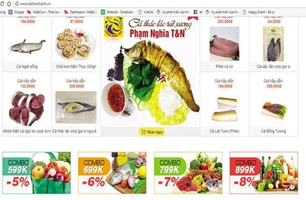 Đi Chợ Online – Thị Trường Chờ Bùng Nổ