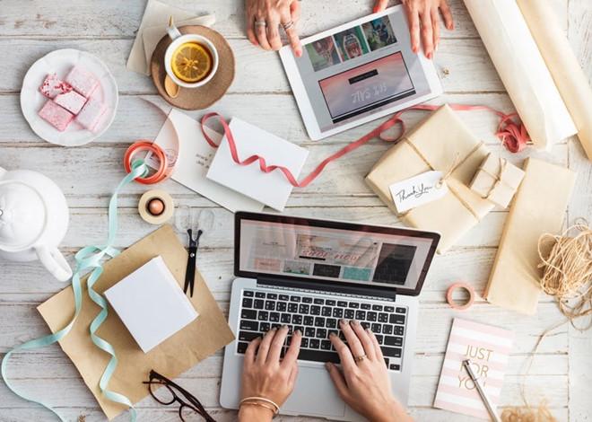 Làm marketing hiệu quả, chi phí thấp cho gian hàng online