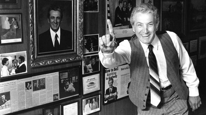 Joe Girard - Người bán hàng giỏi nhất